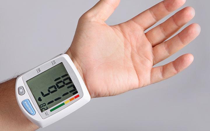 Blutdruckmessgerät als Hilfsmittel von der Fontana Apotheke in Heilbronn - der Quelle Ihrer Gesundheit
