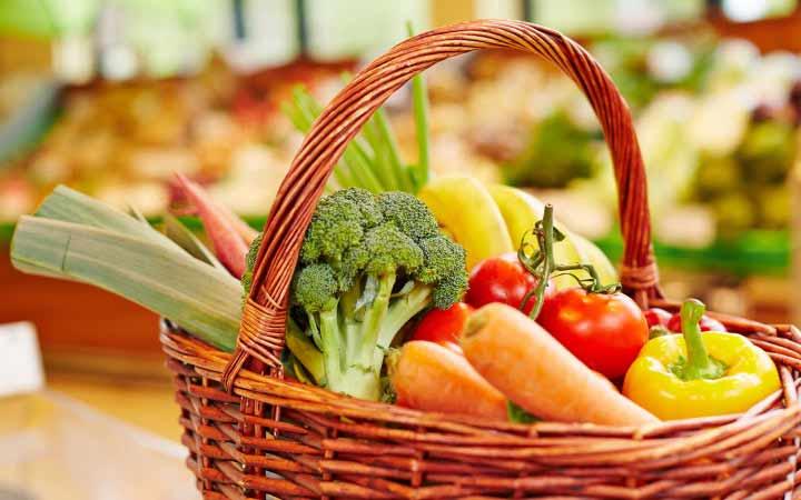 Gesunde Ernährung - eine Empfehlung der Fontana Apotheke aus Heilsbronn