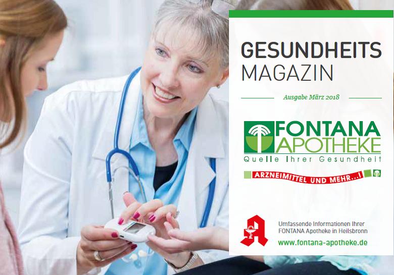 Gesundheitsmagazin März
