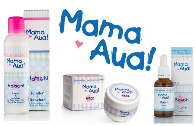 Neu Im Sortiment: Mama Aua! – Gesundheitsserie Für Babys