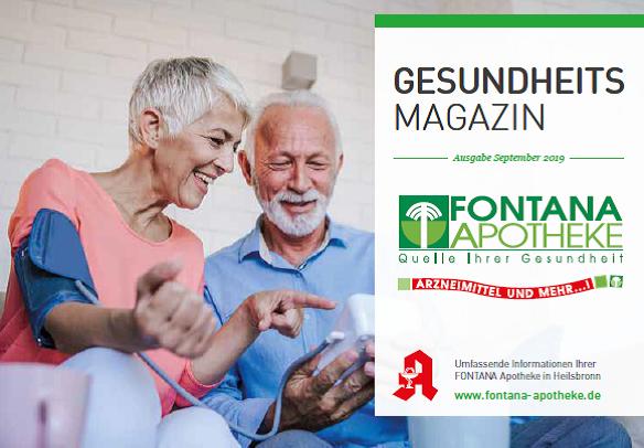 Gesundheitsmagazin September
