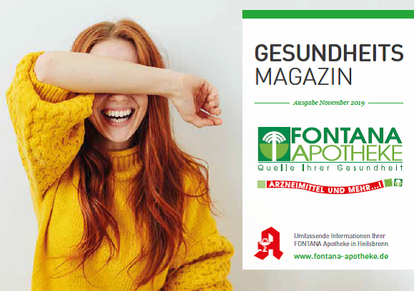 Gesundheitsmagazin November